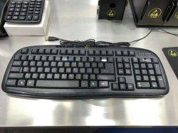 Salle blanche antistatique ESD Permenent ordinateur clavier filaire/sans fil