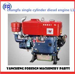 Seul le moteur diesel de vérin de L16