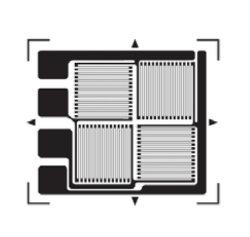 3eb полный мост тензометрическим индикатором