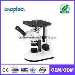 Microscopio metalúrgico invertida para instrumento de óptica