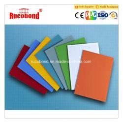 Сэндвич-панелей алюминиевых композитных листов Alu красочных декоративных материалов