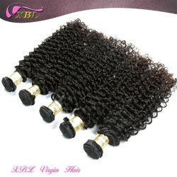 Commerce de gros vendeurs de cheveux vierges100% Kinky malaisien des cheveux bouclés