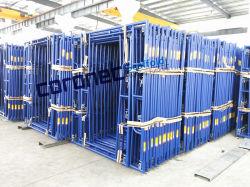 L'ANSI ha certificato la camminata della serratura della trasparenza ricoperta polvere di alta qualità della costruzione del materiale da costruzione attraverso l'impalcatura del blocco per grafici (CSWTSL)