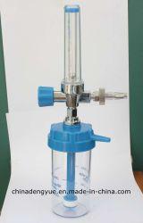 De medische Meter van de Stroom van de Zuurstof met Luchtbevochtiger