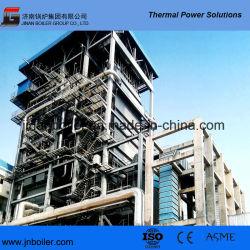 130 T/H Water-Cooling Rejilla vibratoria la paja de arroz dispararon caldera para planta de energía