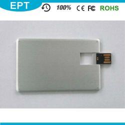 Beweglicher Geschäfts-Kreditkarte USB-Flash-Speicher für Förderung (ET032)