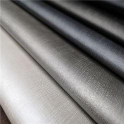 جلد صناعي مصطنع من مادة البولي فينيل كلوريد (PVC)/البولي يوريثان (PU) للأثاث/أريكة/تنجيد/ملحقات السيارات/حقائب/أحذية/قماش -ساتان