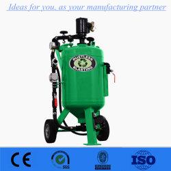 macchina senza polvere del sabbiatore dB800, strumentazione portatile di pulizia
