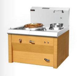 Restautantの商業電気誘導のストーブのための台所装置