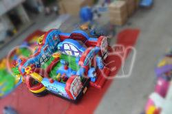 إنقاذ لعبة بانر زورق مطاطي عقبة الاطفال الملاهي chob333