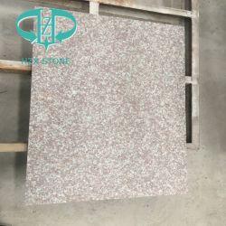 Nutural G687 Rose/Peach granit rouge pour carrelage de sol/brames ou les escaliers et carte de montage/mur/cube