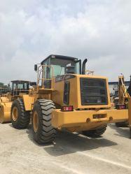 máquinas de construção da marca Liugong 5000kg China Big carregadora de rodas ZL50CN