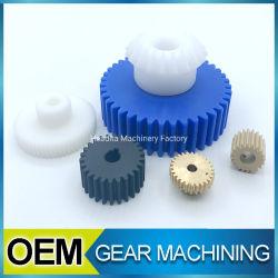 Acero de aleación de metal de mecanizado CNC de aluminio de plástico para cambio de piezas de repuesto