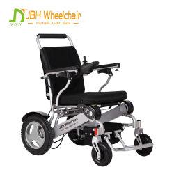 Ce fauteuil roulant électrique de la batterie au lithium approuvé avec de petites Taille de pliage