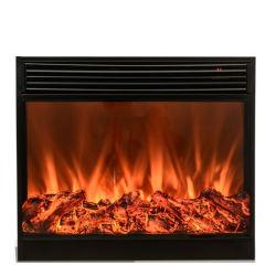 """Cheap chimenea calefacción eléctrica de pequeña habitación 48"""" del panel curvado de montaje en pared Independiente 1500W"""