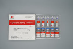 A glutationa pó liofilizado para injeção BPF