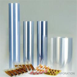Película de PVC de grado médico de Embalaje de medicamentos