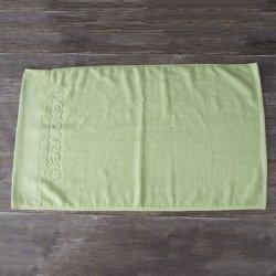 Из жаккардовой ткани Multi-Color пользовательские полотенце для лица клиентов для Кореи