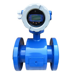 4-20ma Mini Oil Liquid Magnetic Digital Water Flow-Meter