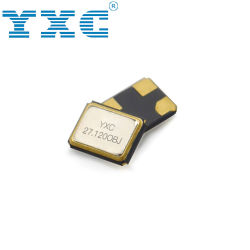 3225 27.12MHz de resonador de cristal 10ppm con oscilador de cristal de SMD Fabricante