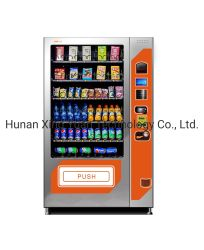 De x-y Automatische Automaat Combo van de Snack & van de Drank met Ce en Iso9001- Certificaat (x-y-dle-10C)