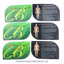 Nagelneue negative Gesundheitspflege-Bioenergie-Karte des Ion2000-3000cc