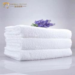 Comercio al por mayor 100% algodón blanco Terry el cuarto de baño Toalla (JRD023)