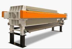 Cámara de tratamiento automático de agua Wastwater/correa/Membrana/tornillo/frame/placa/diafragma Manual de la desecación del filtro prensa hidráulica