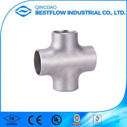 衛生ステンレス鋼の4方法管付属品の溶接の十字