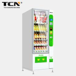 آلة بيع حلزونية للوجبات الخفيفة/الشرائح/الشوكولاتة/CAN/مشروب زجاجة