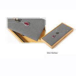 Bac de bijoux de bambou gros Cutomize Accessoires de Mode d'affichage