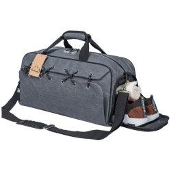 Новые моды два способа выполнения спортивный зал мешок поездки Duffel Bag с обувь для мужчин и женщин