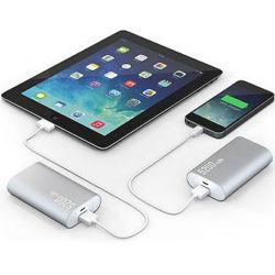 Banque d'alimentation portable universel aluminium 5600mAh