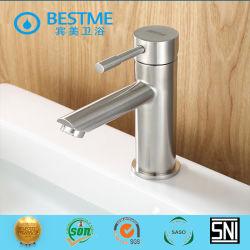 Дека установленный 304 под струей горячей воды бассейна из нержавеющей стали для ванной комнаты (суб-B1001)