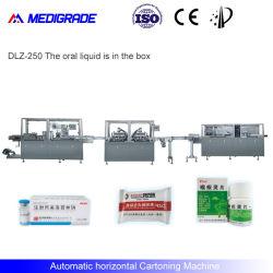 Boîte d'emballage vertical de ligne de production de Xilin bouteille
