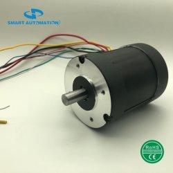 80mm 12V 24V 36V 48V Brushless gelijkstroom Optie van de Motor van de Macht 100W 200W 300W 400W 500W BLDC van de Motor met Geïntegreerdo Versnellingsbak en Controlemechanisme 12 van de Codeur van de Rem 24 36 48 Volt