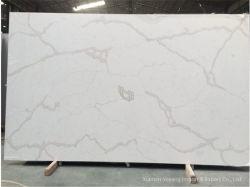 Dekoration/polierte/weiß/beige/Grün/Schwarzes/Graues/Gelb/Calacatta/HonigOnyx/keramischer/künstlicher Steinquarz für Worktops/Tisch/Platte/Hintergrund