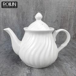 650 мл Teapot в форме потоков в ресторане