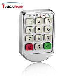 CL 112 중국 제조자 아연 합금 전자 지능적인 안전 디지털 내각 자물쇠