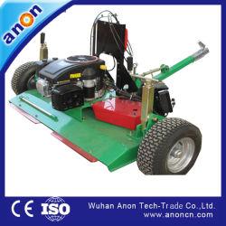 Anon Grasmaaimachine van de Dorsvlegel ATV Met 16HP de Motor van de Benzine