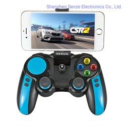 携帯電話のためのSenzeアンドロイドまたはIosのゲームのコントローラかジョイスティックまたはGamepad