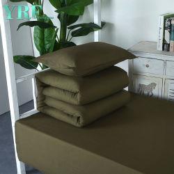 Addestramento Militare Army Green Cotton Trapunta Comforter Cover Comforter Biancheria Da Letto