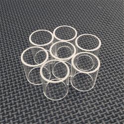 Eタバコのための明確な水晶オイルコップの管