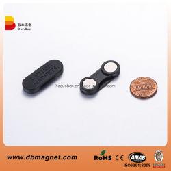 Balise du nom de cadeau de promotion magnétique magnétique