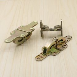 Muebles mesas plegables de 180 grados de articulación bisagra de la tabla de plegado
