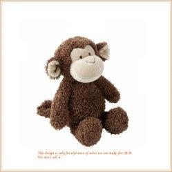 子供のための顧客用猿のおもちゃのプラシ天の動物のギフト