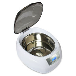 Haute qualité petite machine de nettoyage à ultrasons avec porte-CD (JP-900S)