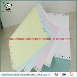 Китай производителей цены Контакт ЭБУ Payslip отправителя ATM безуглеродной копировальной бумаги NCR