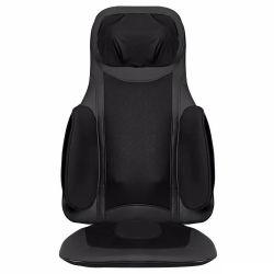 Elektrisches Luxuxstutzen-Schulter-Rückseiten-und Hinterteil-Massage-Kissen des karosserien-Sorgfalt-Luftsack-Druck-3D Shiatsu klopfendes knetendes