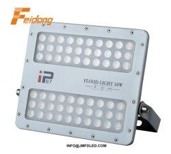 Светодиодный прожектор случае микросхема программируемой портативный открытый баскетбольной прожектор заливающего света